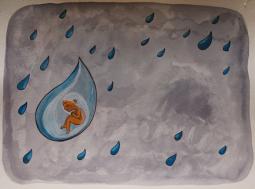 Masika, la que nace durante la lluvia